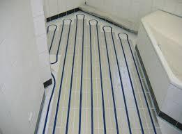 fußbodenheizung badezimmer fußbodenheizung im badezimmer