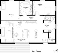 Plan Maison Loft Plan De Maison 130 M Avec Mezzanine Ooreka