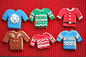 sweater cookie cutter reindeer and sweater sugar cookies a dash of megnut
