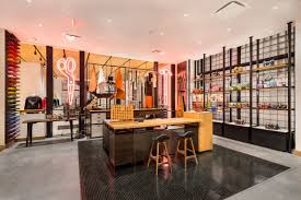 Home Design Retailers Coach U0027s New Store Is An Ode To New York And The American Dream