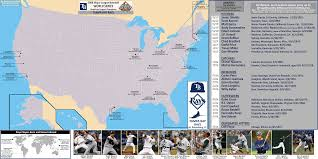 Map Of Tampa Bay 2008 Baseball World Series Tampa Bay Rays Team Roster With
