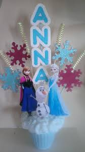 Table Decoration Ideas For Birthday Party by Best 25 Frozen Centerpieces Ideas On Pinterest Frozen Theme