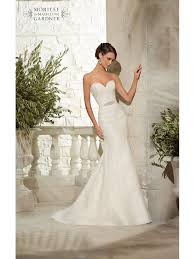 sweetheart neckline wedding dress mori 5307 sweetheart neckline trim wedding gown ivory