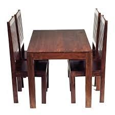 4 Dining Room Chairs Dark Wood Kitchen Furniture U2013 Next Day Delivery Dark Wood Kitchen