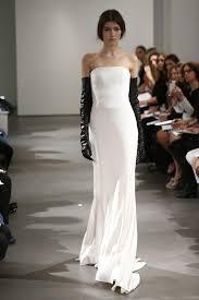 Vera Wang Wedding Dresses Vera Wang 2014 Bridal Collection New York Bridal Fashion Week