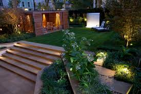 Landscaping Lights Solar Wonderful Design Ideas Outdoor Garden Lights Lighting Hommum