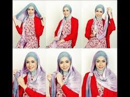 tutorial hijab segi empat paris simple 10 tutorial hijab paris segi empat terbaru untuk pesta kuliah kerja
