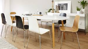 contemporary dining tables extendable extending dining set modern dining table and chairs uk