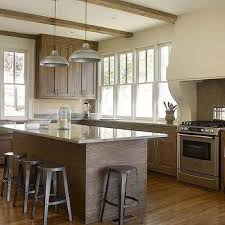 oak kitchen cabinets ideas oak kitchen ideas stained cabinets design with gray granite