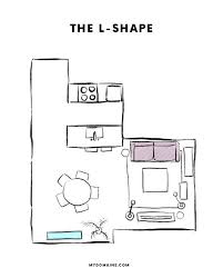 Open Floor Plan Ideas How To Actually Lay Out An Open Floor Plan Mydomaine