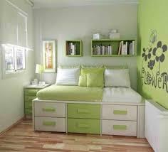 Green Bookshelves - wheeled chair feats wall mount storage shelves around white purple