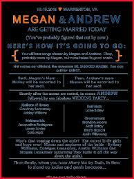 wedding program poster printable wedding programs 170781 37 printable wedding program