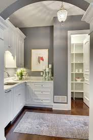 how to paint kitchen walls with white cabinets white cabinets gray walls benjamin gray