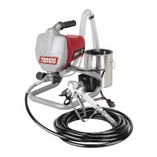 can you use a paint sprayer to paint kitchen cabinets airless paint sprayer kit