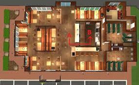 Restaurant Floor Plan Design by Fast Food Restaurant Floor Plan With Design Picture 23568 Kaajmaaja