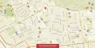 Berkshire England Map by Pokemon Vision Find All The Pokemon Near You With This Pokemon Go