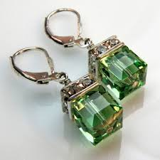 peridot earrings peridot earrings favething