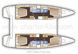 new lagoon 42 catamaran with air conditioning yacht charter ibiza