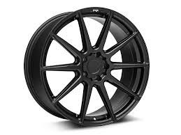Black Mustang Wheels Niche Mustang Essen Matte Black Wheel 20x9 101775 05 14 All