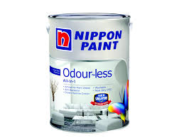nippon paint trade odour less premium all in 1 nippon paint trade