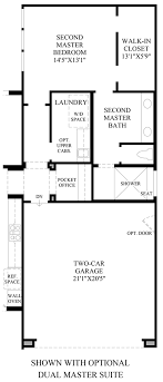dual master bedroom floor plans regency at damonte ranch woodridge collection the marlette nv