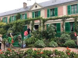 the monet family in their garden at argenteuil monet travelwithconnie