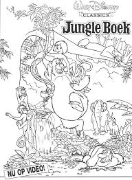 jungle book 2016 coloring pages