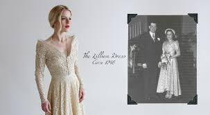 beautiful vintage wedding dresses from beloved vintage bridal