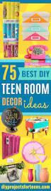 75 best diy room decor ideas for teens diy room decor