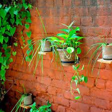 Wall Mounted Flower Pot Holder Wall Mounted Flower Pot Holder Mybageecha