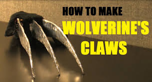 wolverine s claws how to make wolverine s claws