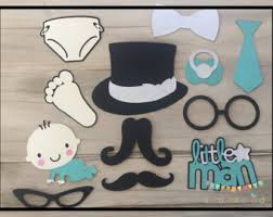 mustache themed baby shower mustache baby shower etsy