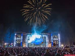 for new year ringing in the new year at snowglobe eps net america