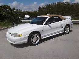 1998 convertible mustang 1998 ford mustang gt 2dr convertible in fl e motors