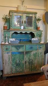 kitchen extraordinary antique hutch with mirror small kitchen