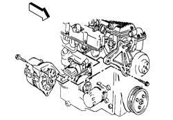 1997 chevrolet s 10 pickup alternator wiring questions with