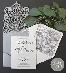 wedding planning blog series funky olive invitations