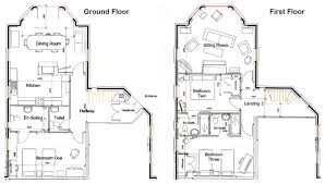 white house floor plan west wing garden house west longridge cottages and b u0026b accommodation