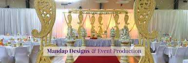 wedding decorations stages u0026 mandaps ganesh chair covers for hire