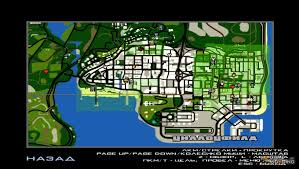 Radar Map Usa by Maps For Gta San Andreas
