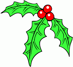holly leaf coloring page clip art library