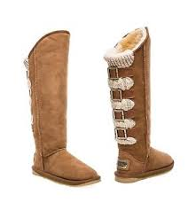 australia luxe s boots australia luxe collective s sparta knit shearling x