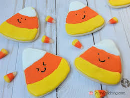 cute halloween cookies