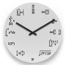 we love math ending soon buy this clock here u003e facebook