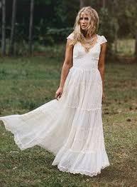 hippie boho wedding dresses vintage inspired wedding dress designed by grace lace
