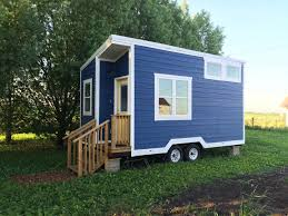 500 Sq Ft Tiny House by The Lil U0027 Blue Tiny House 160 Sq Ft Tiny House Town
