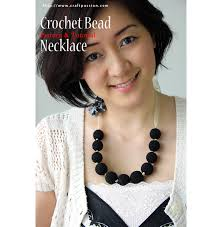 bead crochet necklace pattern images Beads necklace free crochet pattern craft passion jpg