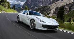 luxury family car what it u0027s like to drive a ferrari gtc4lusso t as a four seat