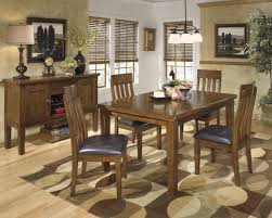 ashley dining room furniture set signature design by ashley ralene casual dining room group
