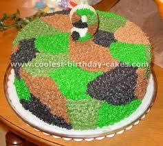 camoflauge cake 11 easy camo cakes photo easy camo birthday cake ideas camo